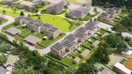 Nieuwbouwproject kKaverentroef Turnhout